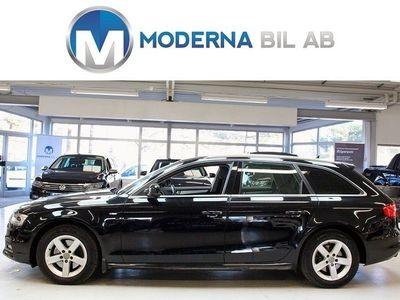 begagnad Audi A4 2.0 TDI 150HK EU6 AUT S-LINE