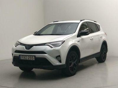 begagnad Toyota RAV4 2.5 HSD AWD 2018, SUV Pris 255 000 kr