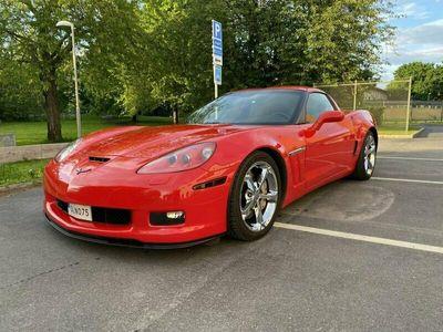 begagnad Chevrolet Corvette GRAND