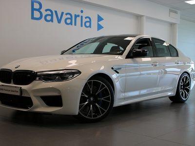begagnad BMW M5 Competition 625HK Aut Nypris 1.397.000:-