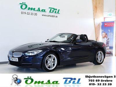 begagnad BMW Z4 23i Roadster S-Drive CAB 204 HK -10
