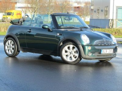 begagnad Mini Cooper Cabriolet
