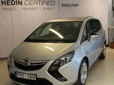 usado Opel Zafira Tourer 2.0 CDTI 130hk S-V Hjul Kamremsbytt