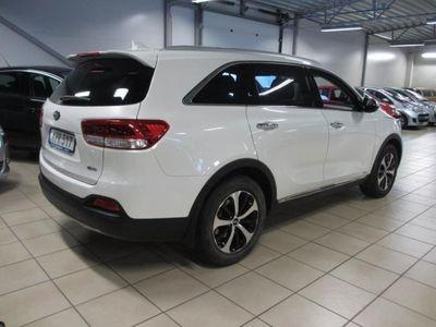 begagnad Kia Sorento 2,2 CRDi AWD AUT Komfort (Business) / Demo