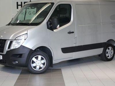 begagnad Nissan NV400 Drag ,Motorvärmare, AC, 1 Ägare