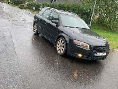 begagnad Audi A4 1,8T -05