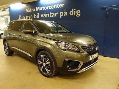 begagnad Peugeot 5008 ALLURE PureTech 130 AUT Euro 6 7-sits 130hk