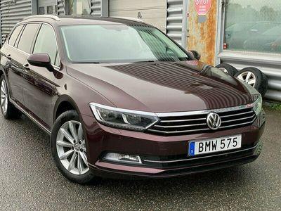 begagnad VW Passat Sportscombi 2.0 TDI BlueM,AUT, Execu,Drag