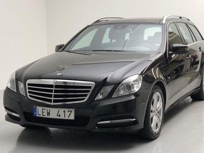 begagnad Mercedes E220 E-KlassCDI Kombi S212 (170hk)