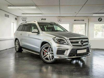 begagnad Mercedes GL350 AMG 7-SITSIG AVBETALNING FRÅN 2500KR
