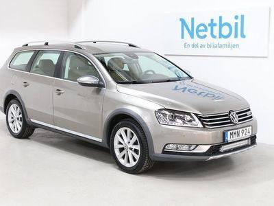 begagnad VW Passat Alltrack 2.0TDI 4M Premium 177hk Drag Värmare