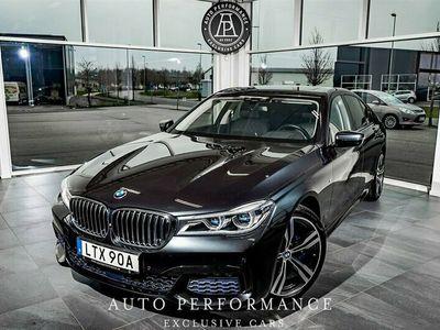 begagnad BMW 750 d xDrive / M -Sport / Fri hemleverans /