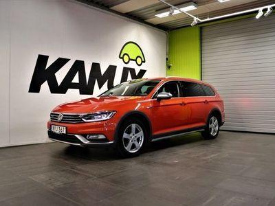 begagnad VW Passat Alltrack 2.0 TDI 4M D-värme Pano Drag (190hk)