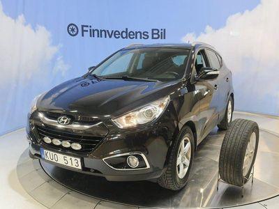 begagnad Hyundai ix35 2.0 4WD.v-hjul/drag/m-värmare