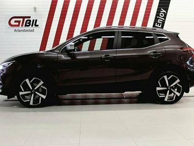 begagnad Nissan Qashqai TEKNA Auto FRI Förs 2019, SUV Pris 238 900 kr