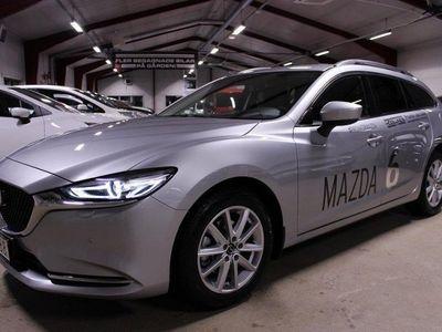 begagnad Mazda 6 2,5 194hk Kombi Optimum | Aut -18