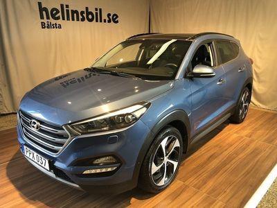 begagnad Hyundai Tucson 2.0 CRDi-R (185) A6 Premium 4WD