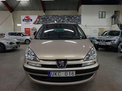 begagnad Peugeot 807 ST 3,0 (204hk) 7-SITSIG