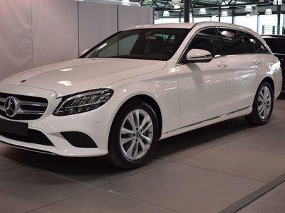 brugt Mercedes C220 220d //Värmare // Drag //Keyless start& stopp