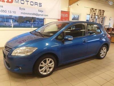 gebraucht Toyota Auris 5-dörrar 1.6 132hk