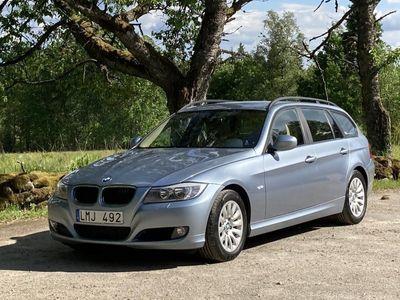 begagnad BMW 320 d Touring Comfort