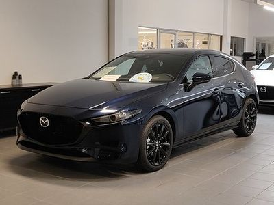 begagnad Mazda 3 2.0 Sky med Techpkt Aut Mild-hybrid 150hk