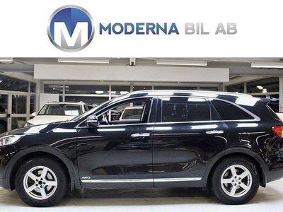 begagnad Kia Sorento 2.2 CRDi AWD AUT EU6 7-SITS 200HK