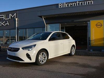 begagnad Opel Corsa Edition 100hk Launchpack, backkamera