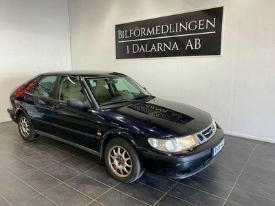 begagnad Saab 9-3 5-dörrar 2.0 S 130hk Drag Ny Besiktad