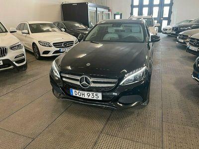begagnad Mercedes C220 T d 4MATIC 9G-Tronic EU6 D-Värmare