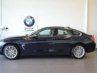 begagnad BMW 420 Gran Coupé i xDrive I Luxury Line I D