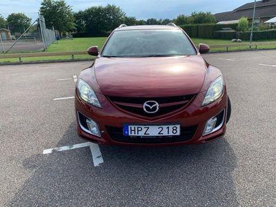 begagnad Mazda 6 KOMBI 2.5 SPORT