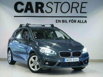 begagnad BMW 220 d xDrive 190HK Drag/Navi/Head up/HiFi