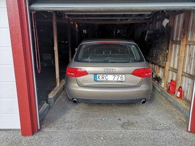begagnad Audi A4 2.0 Multifuel låg skatt