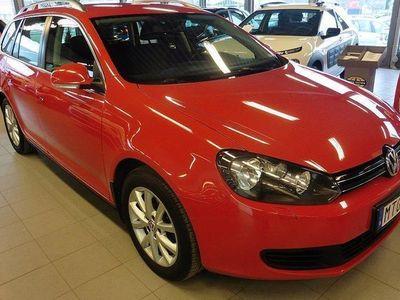 begagnad VW Golf Variant 1,6 Tdi 2012, Kombi 89 900 kr