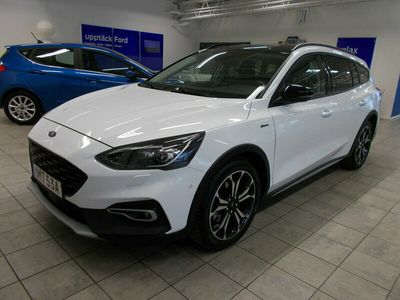 begagnad Ford Focus Active Combi Launch Edition 1.0T EcoBoost 125hk A8 Kombi
