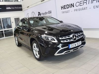 begagnad Mercedes GLA200 GLA D, dragkrok,backkamera