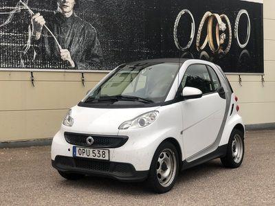 begagnad Smart ForTwo Coupé 1.0 Mhd Automat*3512Mil*Svensksåld