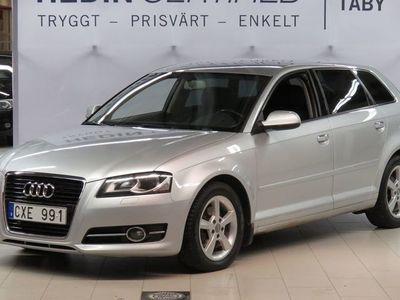 begagnad Audi A3 Sportback 2.0 TDI Sport 140hk