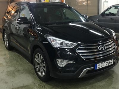 begagnad Hyundai Grand Santa Fe