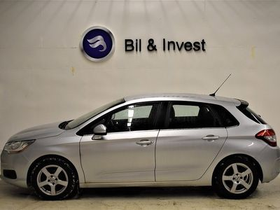 used Citroën C4 1.6 e-HDi Airdream EGS 114HK