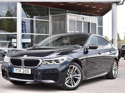 begagnad BMW 640 i XDRIVE GT M-SPORT INNOVATION