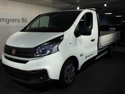 begagnad Fiat Talento Chassi L2H1 1.6 EcoJet TwinTurbo 125 hk - 1,2 ton