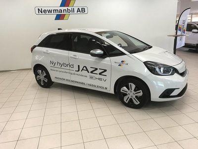 begagnad Honda Jazz 1.5 e:HEV HYBRID CVT Executive NAVI