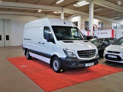 brugt Mercedes Sprinter 316 BlueTEC / 6200 mil -16
