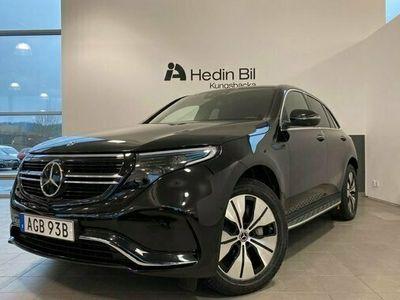 begagnad Mercedes EQC Benz 400 4MATIC AMG DEMO 2021, SUV Pris 814 900 kr