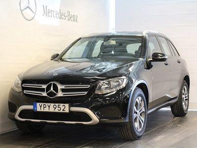 begagnad Mercedes GLC220 d 4M 4MATIC SUV, Apple Carplay, B-Kamera