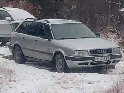 begagnad Audi 80 avant