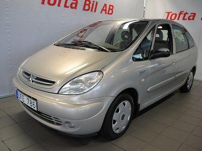 begagnad Citroën Xsara Picasso Exklusive 118 Hk
