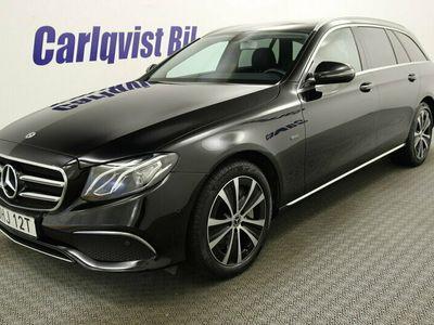 begagnad Mercedes E300 T PLUG-IN MERCEDES KOMBI PLUG IN HYBRID CDI 306HK SE-Edition Aut